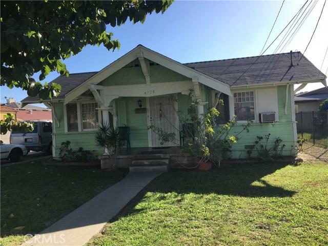 Частный односемейный дом для того Продажа на 9720 Cedar Street 9720 Cedar Street Bellflower, Калифорния 90706 Соединенные Штаты