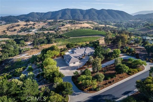 815  Bassi Drive, San Luis Obispo, California