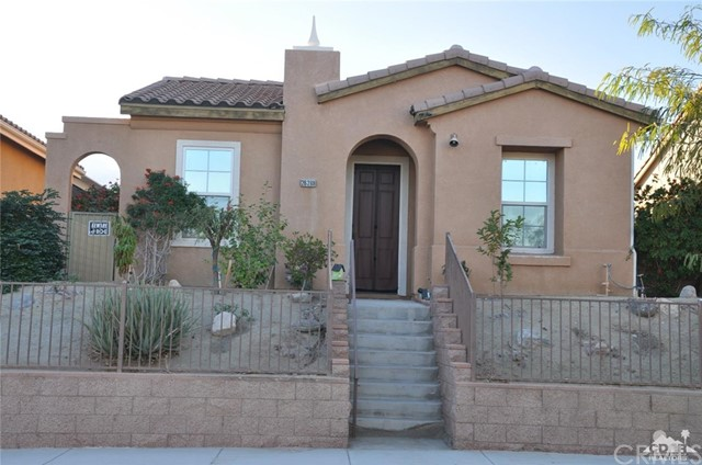 Single Family Home for Sale at 26289 Avenida Quintana 26289 Avenida Quintana Cathedral City, California 92234 United States