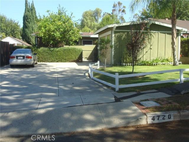 4720 Santa Lucia Drive  Woodland Hills CA 91364