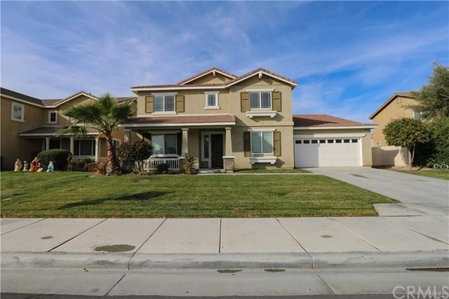 1292 Huckleberry Lane San Jacinto, CA 92582 - MLS #: WS18191487