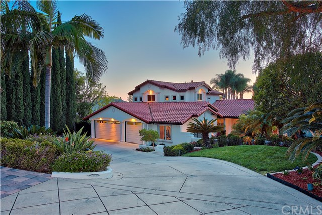 Single Family Home for Sale at 19435 Mesa Drive Villa Park, California 92861 United States