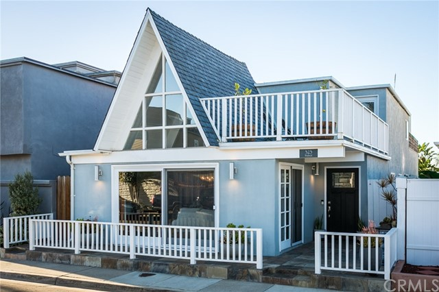 323 Walnut Street Newport Beach, CA 92663 is listed for sale as MLS Listing NP18023806