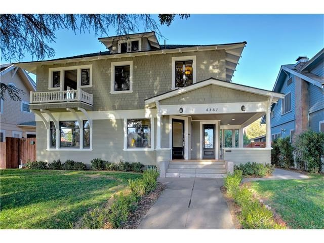 4161 University Avenue Riverside, CA 92501 - MLS #: WS17162279