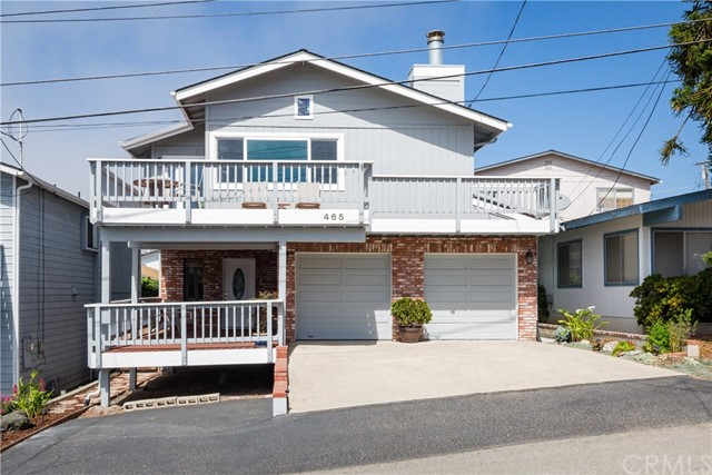 465  Rennell Street, Morro Bay, California