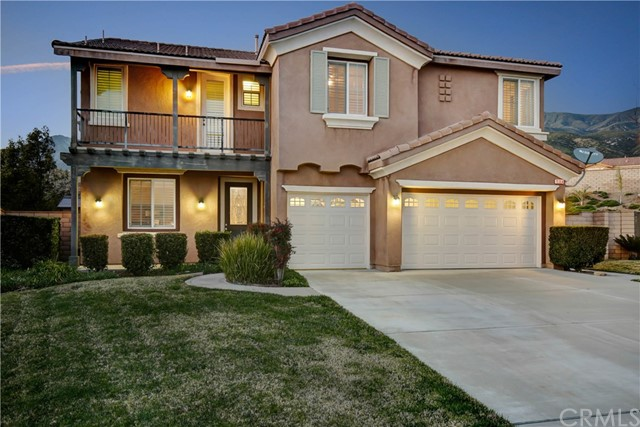 15064 Jackrabbit Street, Fontana, California