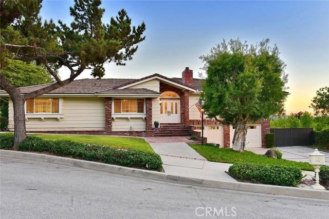 442 Fern Dell Place, Glendora, CA 91741