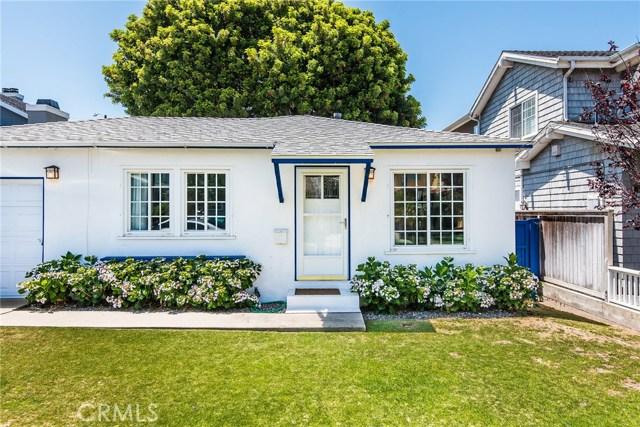 1836 5th Street  Manhattan Beach CA 90266