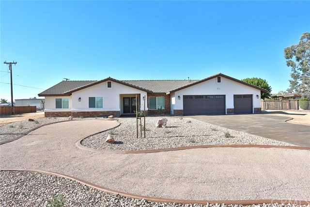 20250 Shoshonee Rd, Apple Valley, CA 92307 Photo