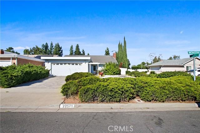 Photo of 22571 Montova, Laguna Hills, CA 92653