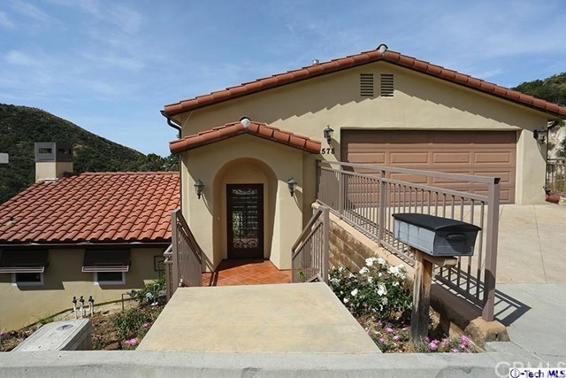 Single Family Home for Sale at 2578 Cascadia Drive Glendale, California 91206 United States