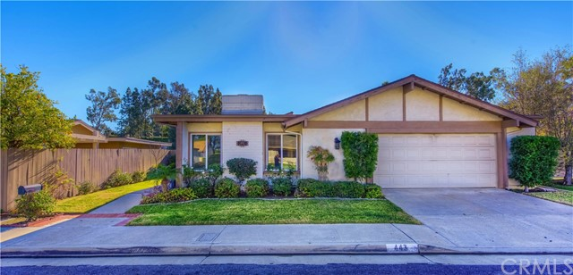 Single Family Home for Sale at 443 Paseo Real S Anaheim Hills, California 92807 United States