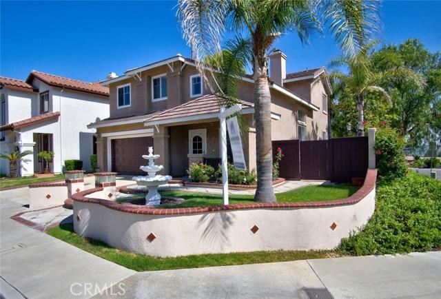 8795 E Heatherwood Road Anaheim Hills, CA 92808 - MLS #: PW17191649