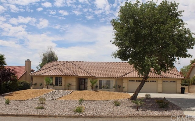 16542 Menahka Road Apple Valley, CA 92307 - MLS #: CV17181346