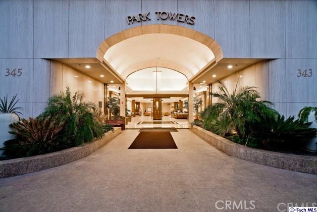 Condominium for Rent at 345 Pioneer Drive Glendale, California 91203 United States