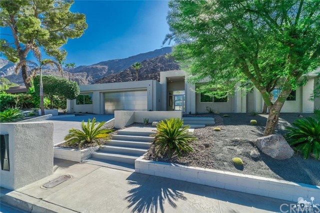 585 La Mirada Road Palm Springs, CA 92264 - MLS #: 217019468DA