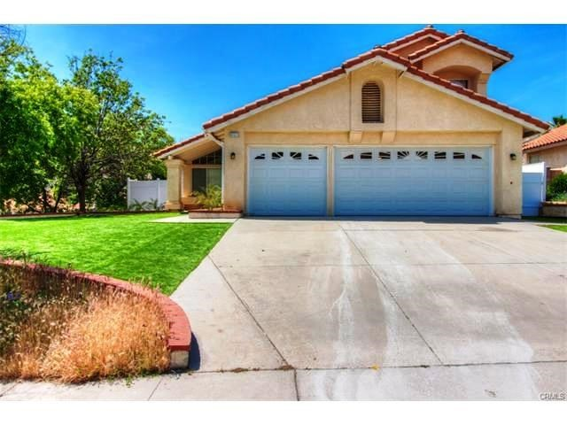 Single Family Home for Rent at 9727 Ripplecreek Drive Moreno Valley, California 92557 United States