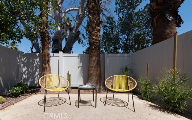 111 S Via Las Palmas Palm Springs, CA 92262 - MLS #: CV17245004
