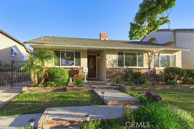 706 Irving Drive, Burbank, CA 91504