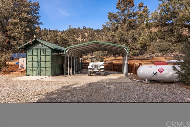 97278 Old Privy Road Unincorporated, CA 93527 - MLS #: CV18039700