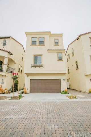 Sellers are very motivated.  Price is reduced by $10,000 for quick sale.  This is detached condominium.  There are no common walls on both sides of the unit and no one above or below.  There is an additional parking at side of the unit (first come first serve), and there are ample parking spaces in the community. It has 3 bedrooms, 2 full baths, and 2 half baths. Approximately 1,622 square feet living space. First floor has direct 2 car garage access, den/study room, 1/2 bath. Second floor has great room, kitchen, and balcony/deck. Third floor has master bathroom, and master bedroom with walk-in closet; 2 other bedrooms, full bath, and stack-able washer and dryer. Central AC & Heat; high ceilings; dimmer recessed lighting; energy saving dual panes windows; tank-less water heater; private patio with newer bricks, newer white vinyl walls and side vinyl gate. in-wall pre-wired for cable TV, internet, and alarm system. There are ample windows making the house more bright. Newer refrigerator, stainless steel appliances, washer, and dryer are also included with the sale. Other furniture is negotiable.  Come and see this home! You will love to live in this home!  Located in a nice, new community in central location of Anaheim city for easy access to freeways, shopping centers, and schools. Lot size is unknown.  NOTE: Street name may not be updated on other sources.  This new community is located on the other side of Stater Bros on Brookhurst St (Between Ball Rd and Orange Ave).