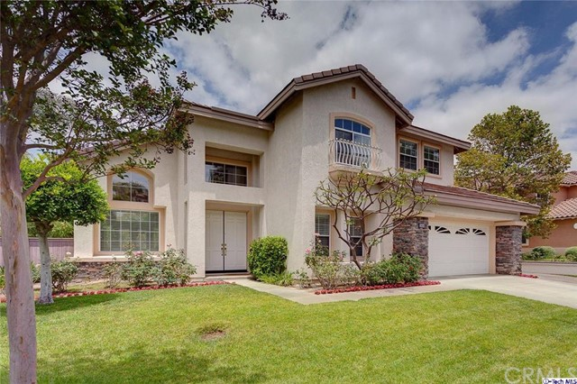 Single Family Home for Sale at 1860 S Spyglass Hill Court 1860 Spyglass Hill Court La Habra, California 90631 United States