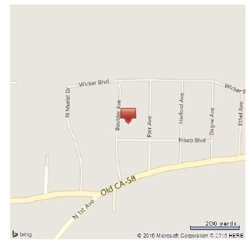 36829 Boulder Avenue Barstow, CA 92311 - MLS #: EV18127398