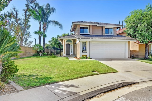 11149 Shaw Street, Rancho Cucamonga, California