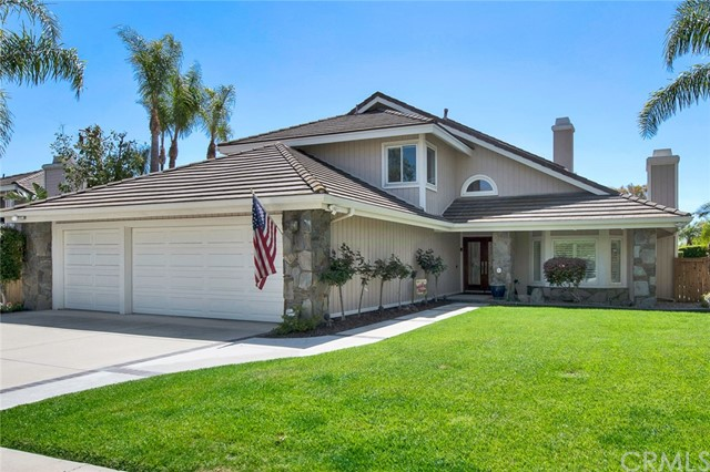 Detail Gallery Image 1 of 35 For 21790 Mackenzie Ave, Yorba Linda,  CA 92887 - 4 Beds | 2 Baths