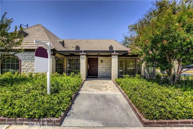 439 Chapman Avenue, Orange, CA, 92866