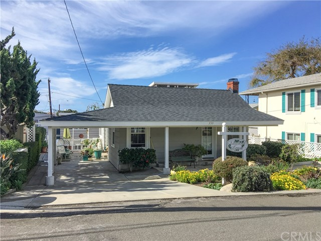 Residential Income for Sale at 539 Catalina 539 Catalina Laguna Beach, California 92651 United States