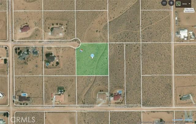 1 Rancho Street Apple Valley, CA 92308 - MLS #: CV18133001