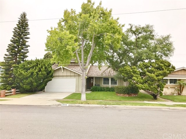 Single Family Home for Rent at 23442 Evalyn Avenue Torrance, California 90505 United States