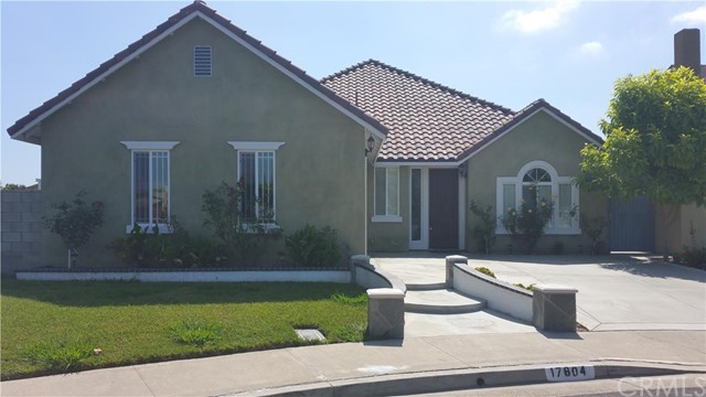 Single Family Home for Rent at 17804 San Miniso Fountain Valley, California 92708 United States