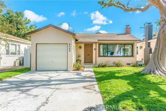 4340 Moore Street  Los Angeles CA 90066