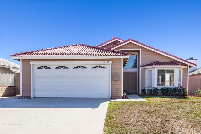 Real Estate for Sale, ListingId: 36046139, Moreno Valley,CA92555