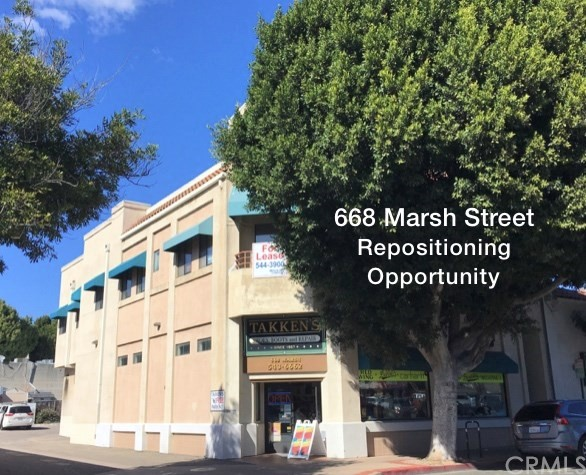 Property for sale at 668 Marsh Street, San Luis Obispo,  California 93401