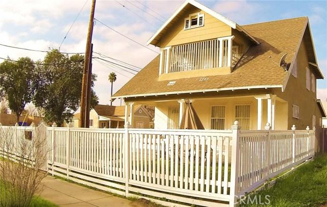 Single Family Home for Sale at 550 G Street N San Bernardino, California 92410 United States