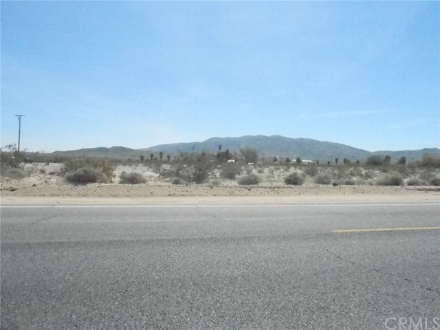 0 Indian Trail, 29 Palms, CA, 92277