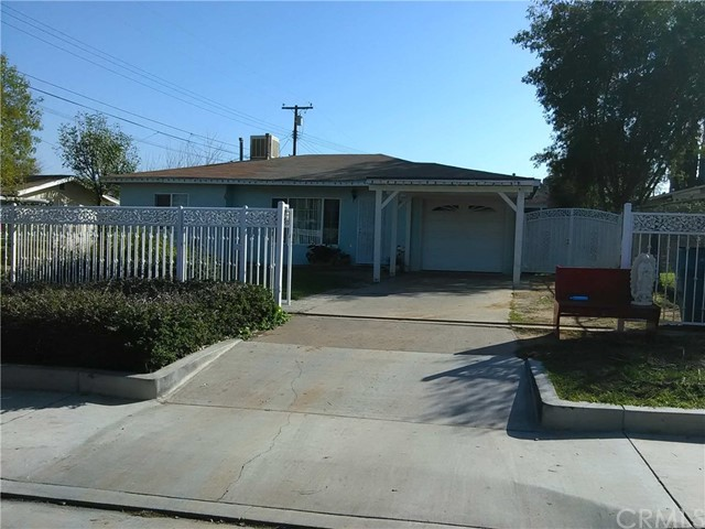 Single Family Home for Sale at 9410 Trey Avenue Riverside, California 92503 United States