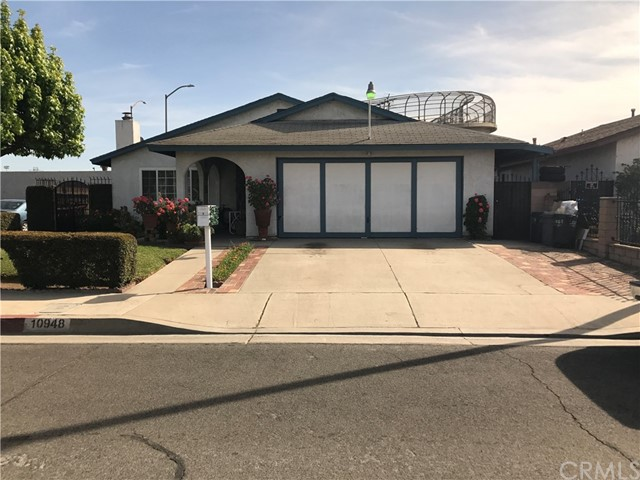 Single Family Home for Sale at 10948 Danielson Drive South El Monte, California 91733 United States