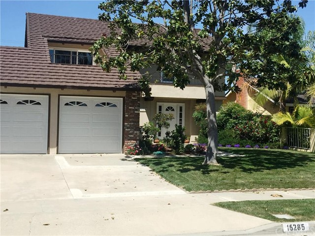 Single Family Home for Rent at 16285 Sycamore St Fountain Valley, California 92708 United States