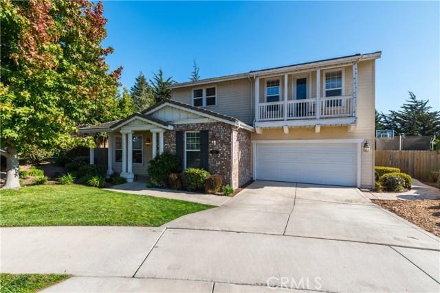 821  Longspur Lane, Arroyo Grande, California
