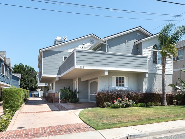 1835  Rockefeller Lane, Redondo Beach in Los Angeles County, CA 90278 Home for Sale