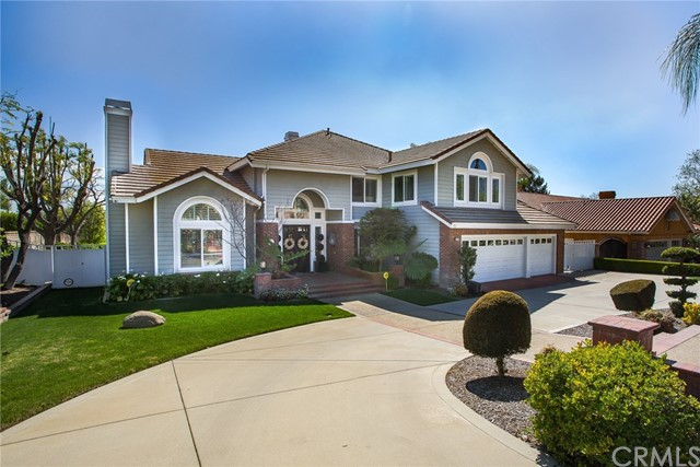 304 Canterbury Court Upland, CA 91784 is listed for sale as MLS Listing CV17054215