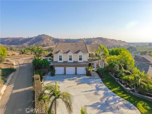 独户住宅 为 销售 在 4362 Bob White Road Brea, 加利福尼亚州 92823 美国