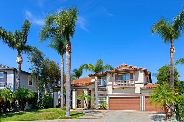 One of Anaheim Hills Homes for Sale at 715 S Canyon Mist Lane, 92808