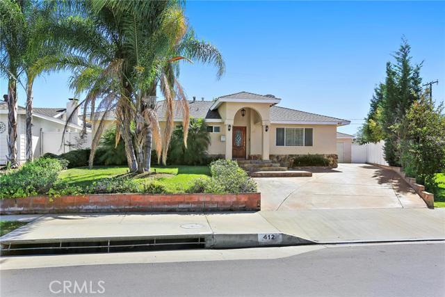 Single Family Home for Sale at 412 Juniper St Brea, California 92821 United States