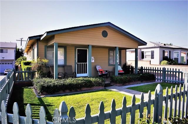 539 Penn Street, El Segundo, CA 90245