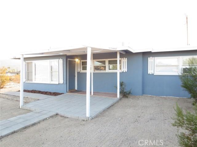 6036 Mojave Avenue, 29 Palms, CA, 92277